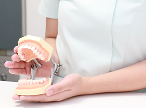 口腔内の診査